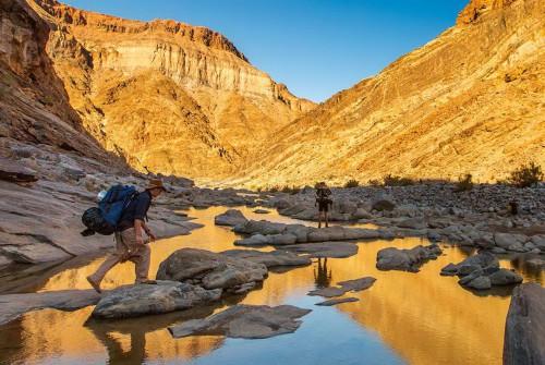 namibie rondreis fish river canyon visrivier kloof Atuu travel