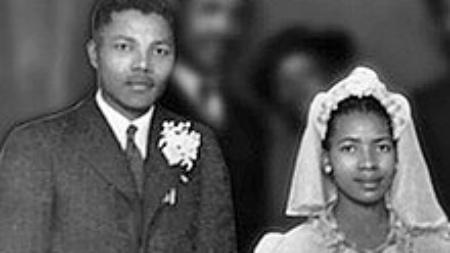 zuid afrika nelson Mandela bruiloft huwelijk evelyn ntoko mase atuu travel