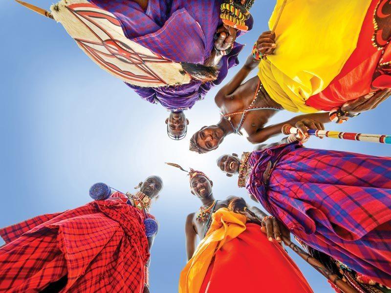 Kenia Maasai Mara masai afrika autu travel bucket list reizen