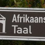 zuid Afrika Afrikaans taal Atuu travel rondreis op maat